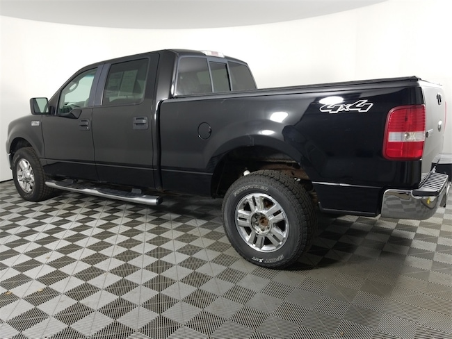 used 2007 ford f 150 supercrew truck supercrew cab for sale rochester ny stock fa18l0103b. Black Bedroom Furniture Sets. Home Design Ideas