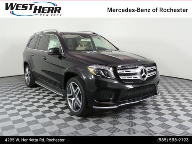 2019 Mercedes-Benz GLS 550 4MATIC SUV
