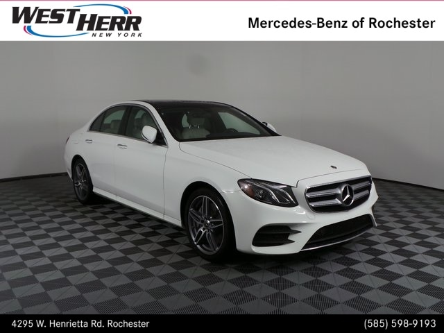 New 2019 Mercedes-Benz E-Class For Sale in the Buffalo, NY Area   West Herr  Auto Group   M190152