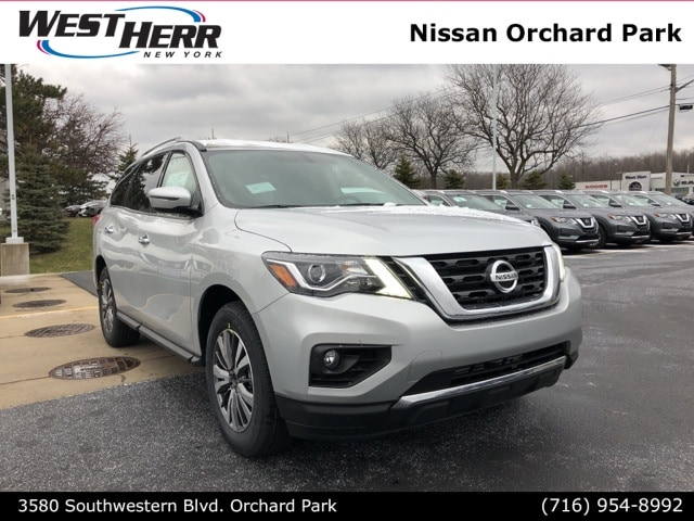 2019 Nissan Pathfinder For Sale in Orchard Park NY | West Herr Auto