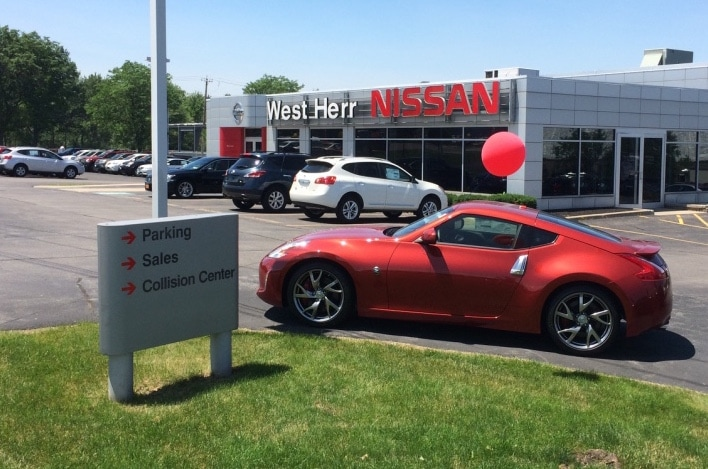 Buy Or Lease West Herr Nissan Orchard Park