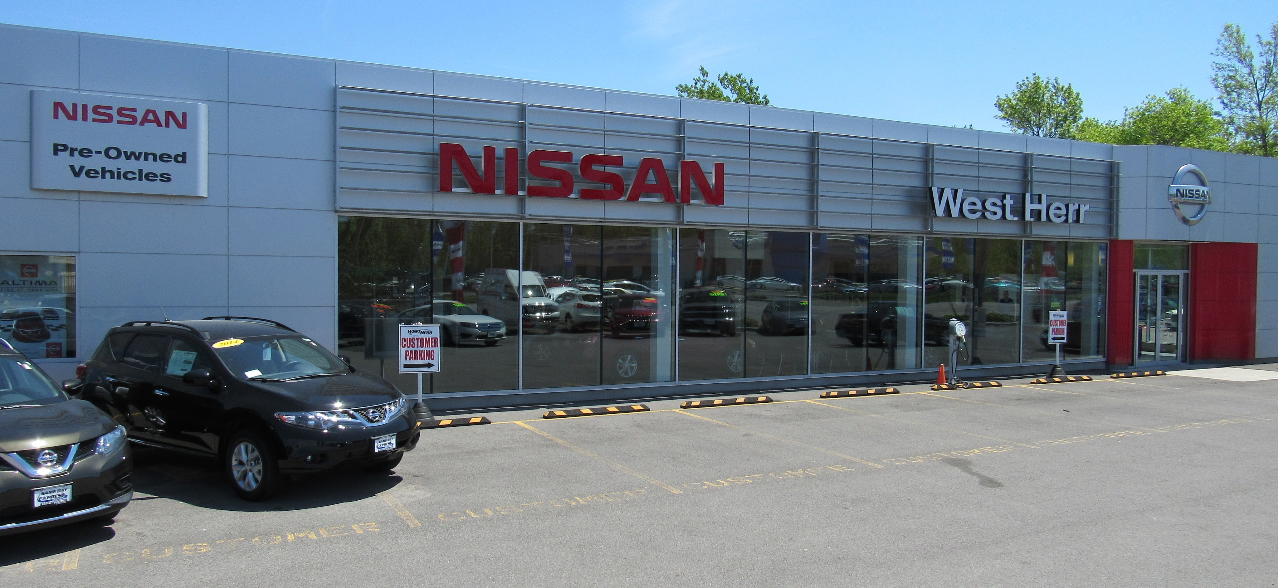 West Herr Nissan of Lockport | New Nissan dealership in Lockport, NY ...