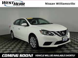 2016 Nissan Sentra S Sedan Buffalo