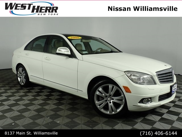 Used 2008 Mercedes Benz C Class For Sale At West Herr Nissan