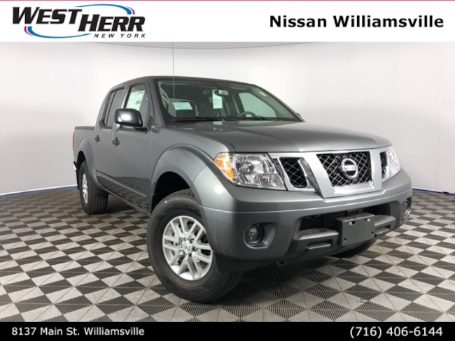 New 2019 Nissan Frontier For Sale at West Herr Nissan