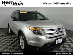 Used 2013 Ford Explorer XLT SUV IW19288A 1FM5K8D84DGB04692 in Rochester, NY