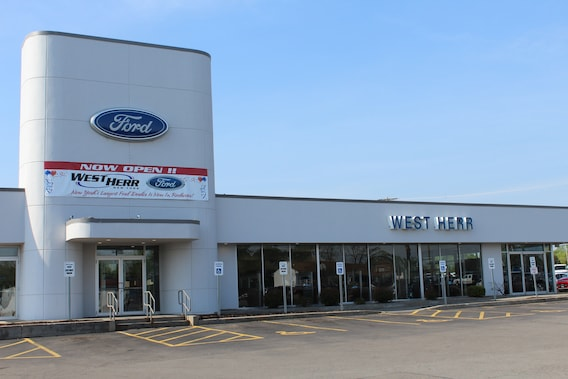 West Herr Ford >> Buy Or Lease West Herr Ford Of Rochester