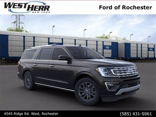New 2021 Ford Expedition Limited SUV in Hamburg, NY