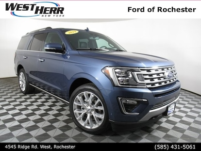 Used 2019 Ford Expedition Suv For Sale Rochester Ny