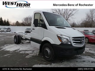 2018 Mercedes-Benz Sprinter 3500 High Roof V6 Van