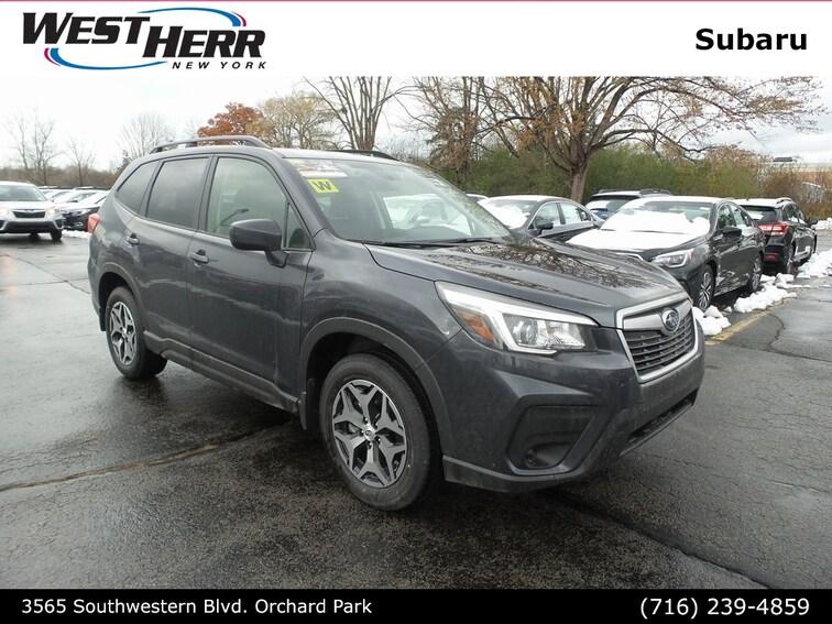 New 2019 Subaru Forester For Sale In Buffalo Ny Near