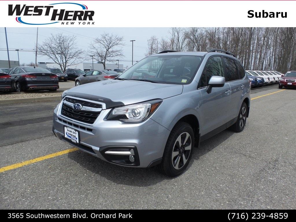 New 2018 Subaru Forester 2.5i Limited SUV Orchard Park, NY