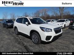 New 2019 Subaru Forester Premium SUV Buffalo, NY