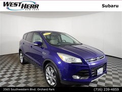 Used Car, Truck & SUV 2013 Ford Escape SEL 4WD SUV SUF19598D for sale in Hamburg, NY