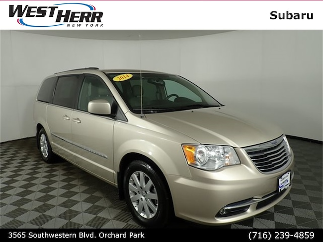 Used 2014 Chrysler Town & Country Touring Van near Buffalo, NY