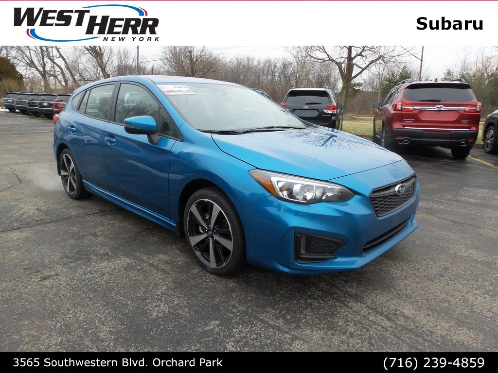 West Herr Subaru >> New 2019 Subaru Impreza For Sale In The Buffalo Ny Area West Herr