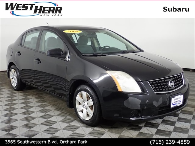 Used 2008 Nissan Sentra 2.0S Sedan Buffalo NY