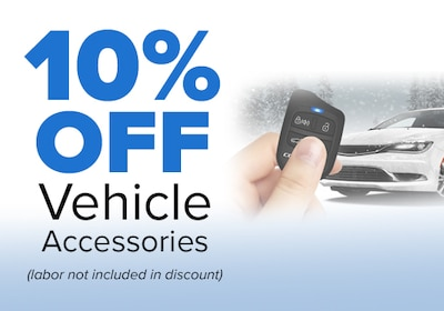 Vehicle Accessories Sale