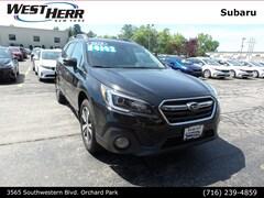 New 2018 Subaru Outback 2.5i SUV 4S4BSANCXJ3245556 Buffalo, NY