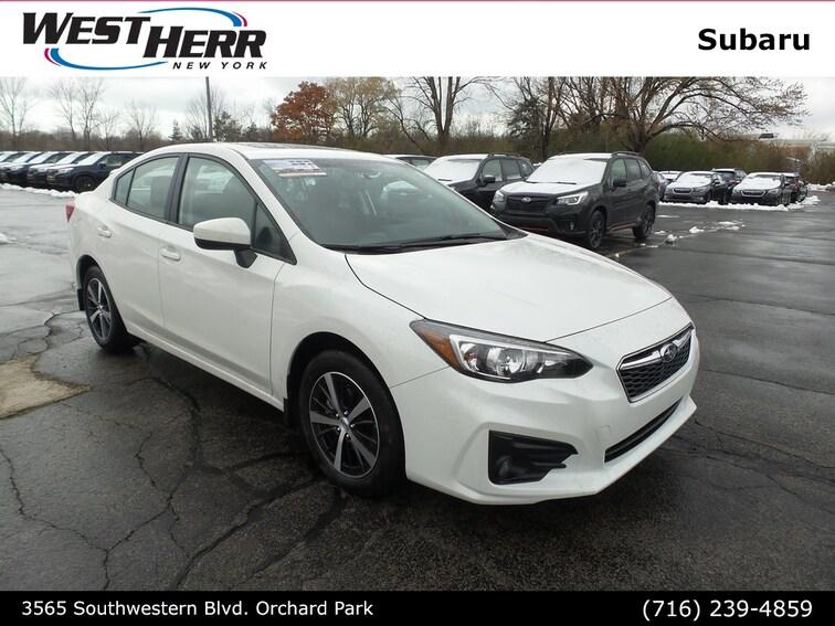 New 2019 Subaru Impreza 2.0i Premium Sedan Buffalo, NY