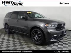 Used 2016 Dodge Durango R/T SUV SU18L798 near Buffalo