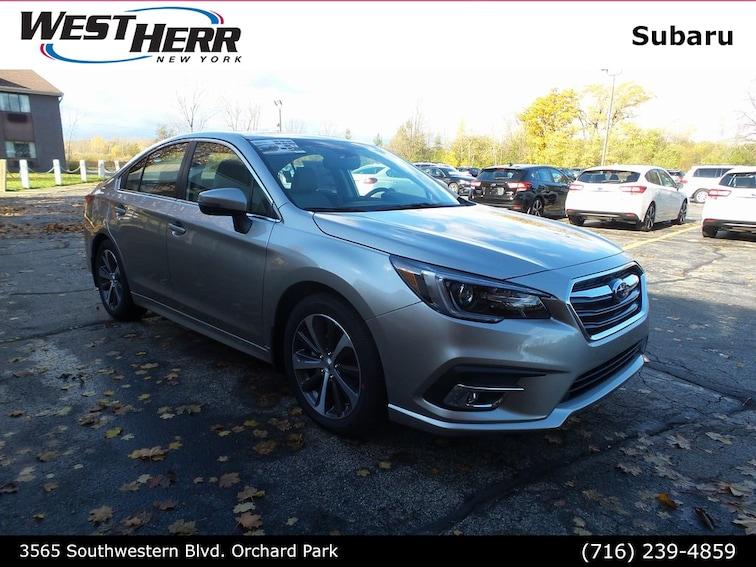 West Herr Subaru >> New 2019 Subaru Legacy For Sale In Buffalo Ny Near Cheektowaga Jamestown Ny Vin 4s3bnan69k3012923