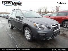 New 2019 Subaru Outback 2.5i SUV Buffalo, NY