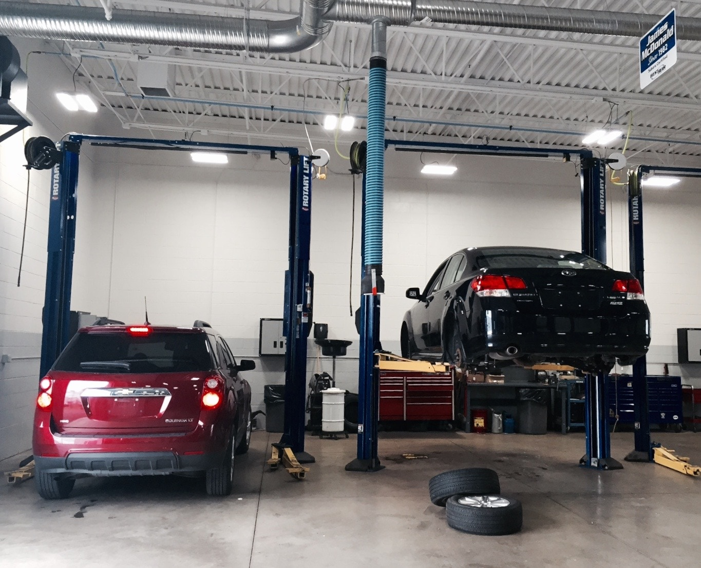 Subaru Service Center In Orchard Park Near Buffalo Ny