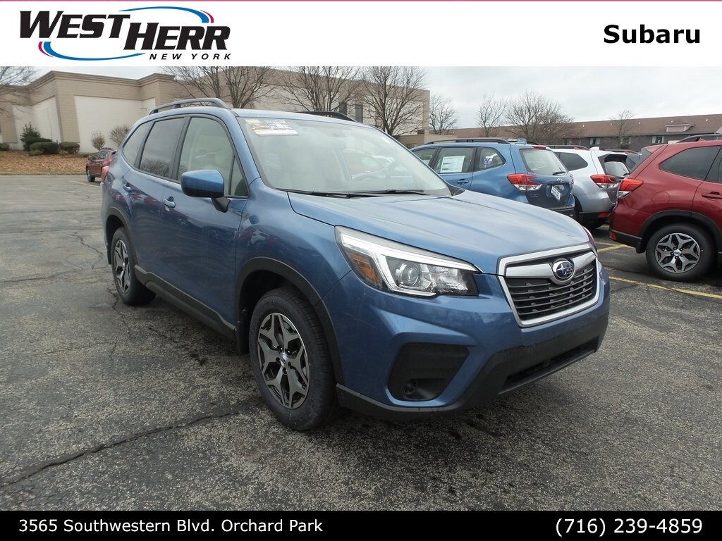 West Herr Subaru >> 2019 Subaru Forester For Sale in Orchard Park NY | West ...