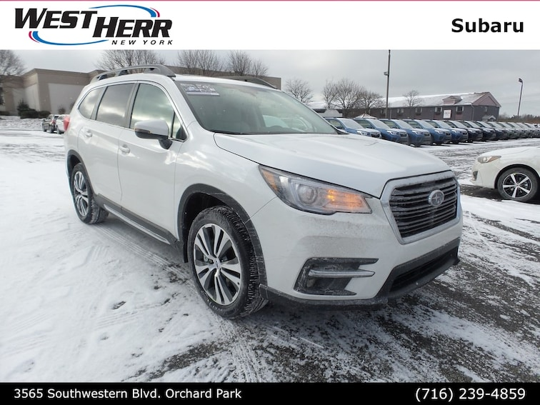 New 2019 Subaru Ascent Limited SUV Buffalo, NY