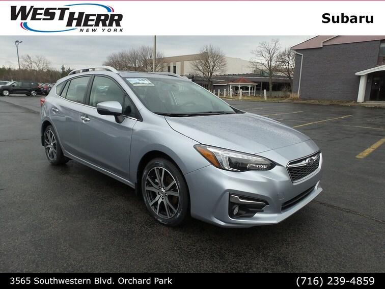 New 2019 Subaru Impreza 2.0i Limited Hatchback Buffalo, NY