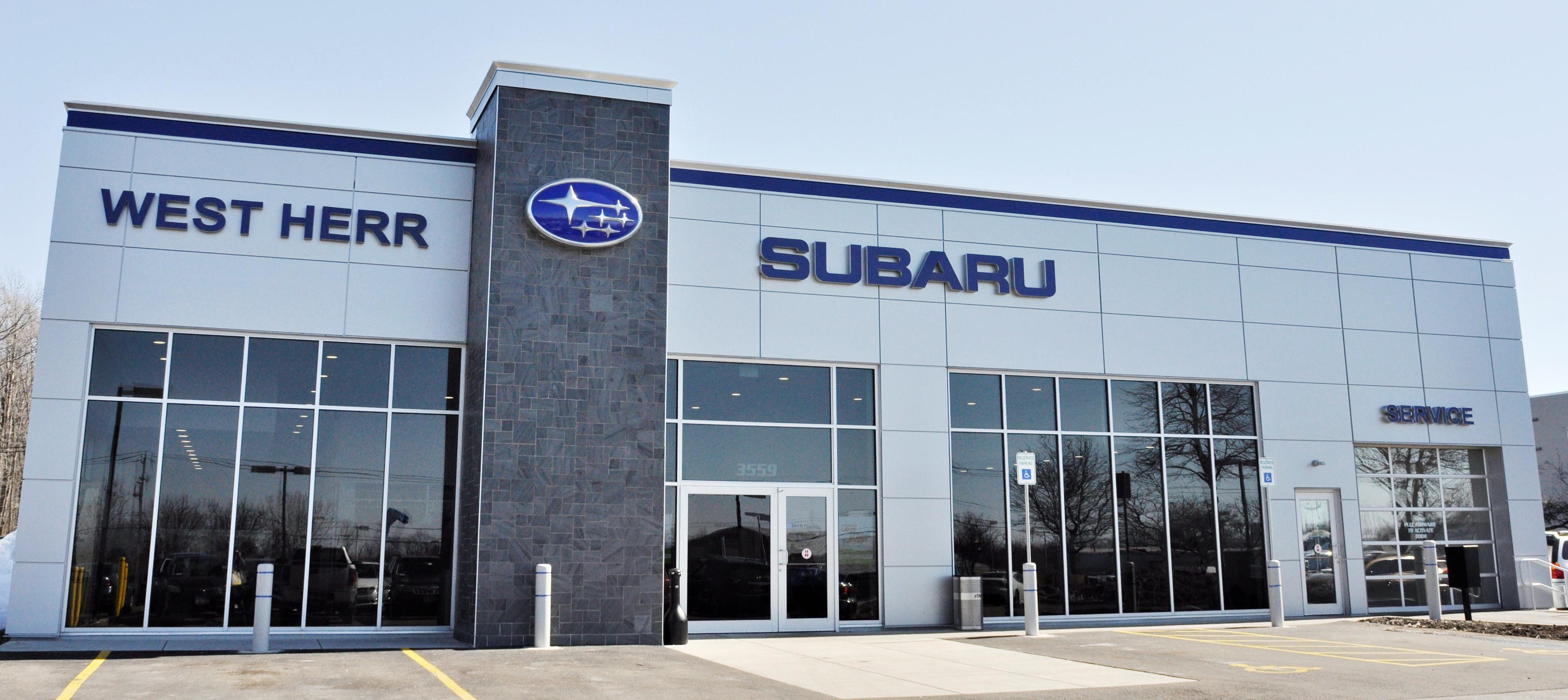 About West Herr Subaru