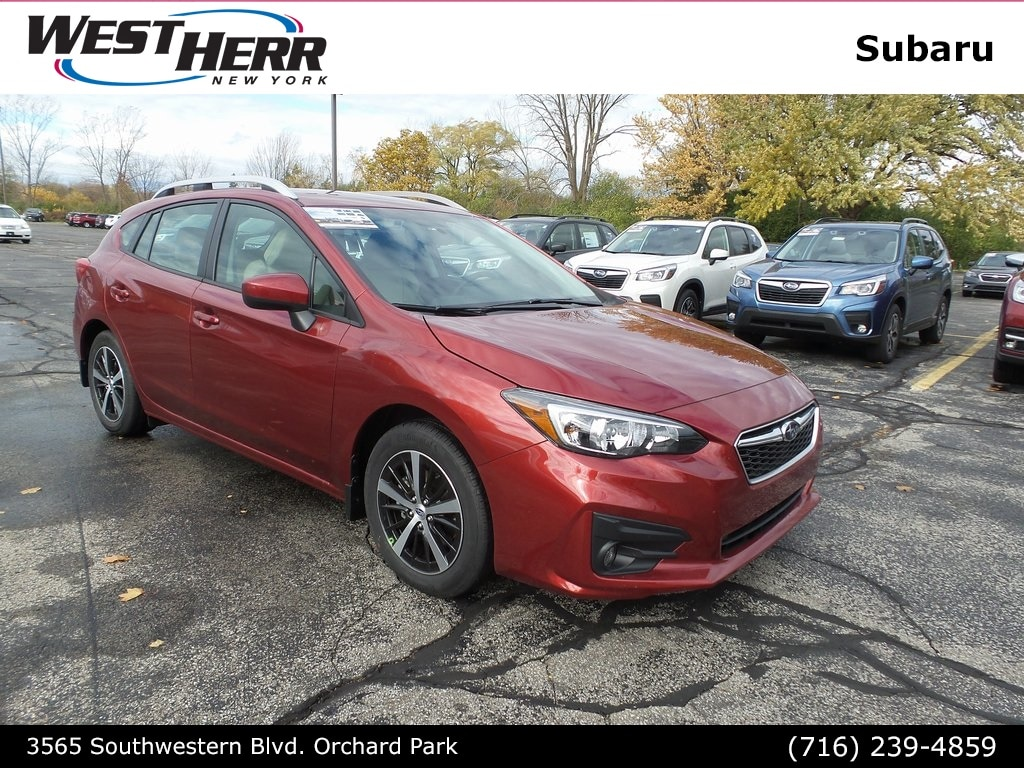 West Herr Subaru >> 2019 Subaru Impreza For Sale in Orchard Park NY | West ...