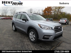 New 2019 Subaru Ascent 8-Passenger SUV Buffalo, NY