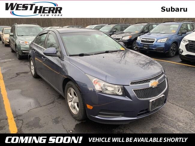 Used 2013 Chevrolet Cruze 1LT Auto Sedan Buffalo NY