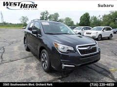 New 2018 Subaru Forester 2.5i Limited SUV Buffalo, NY
