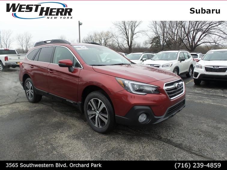 West Herr Subaru >> New 2019 Subaru Outback For Sale In Buffalo Ny Near Cheektowaga Jamestown Ny Vin 4s4bsenc2k3299801