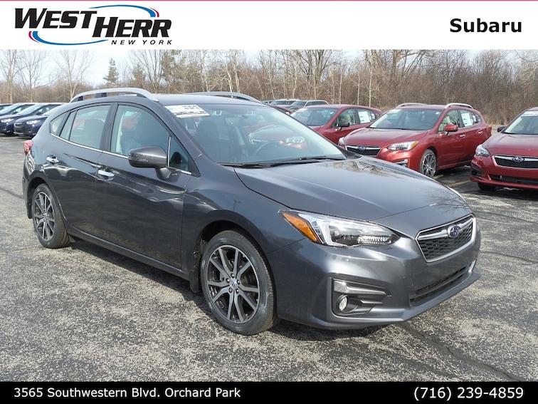 West Herr Subaru >> New 2019 Subaru Impreza For Sale In Buffalo Ny Near Cheektowaga Jamestown Ny Vin 4s3gtas64k3733084