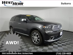Used 2017 Dodge Durango Citadel SUV DO18R165 near Buffalo