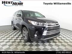 New 2018 Toyota Highlander Limited Platinum V6 SUV for sale Philadelphia