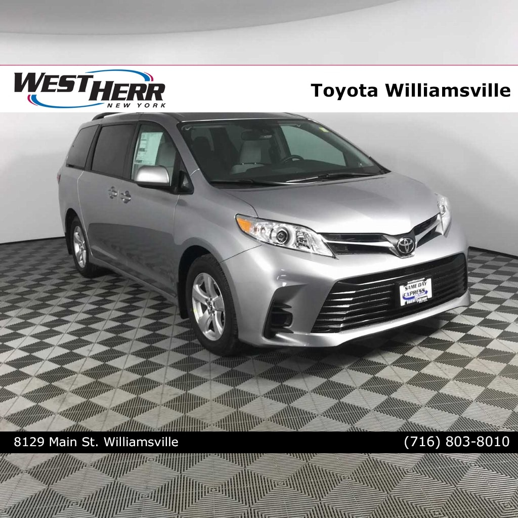 Toyota Dealers Rochester Ny >> Toyota Sienna In Buffalo Ny West Herr Auto Group