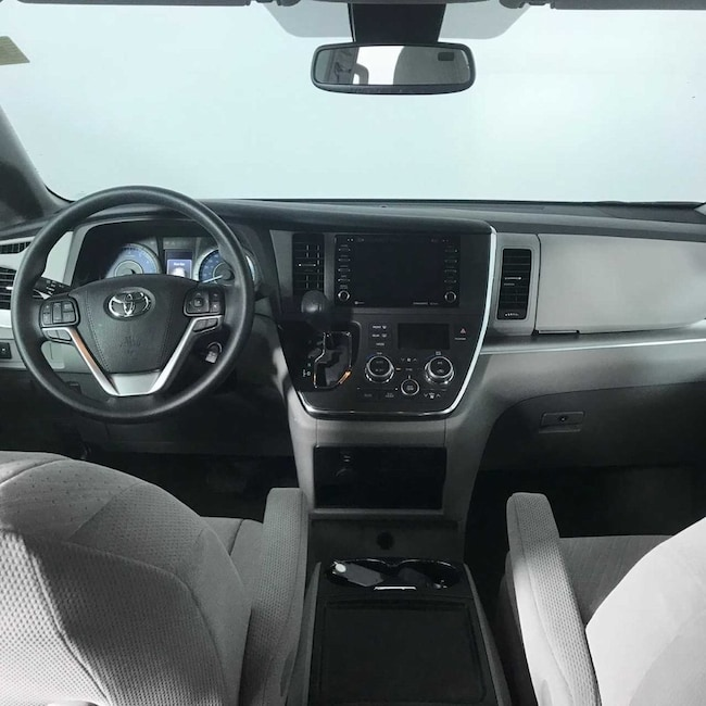 New 2020 Toyota Sienna LE 8 Passenger For Sale In
