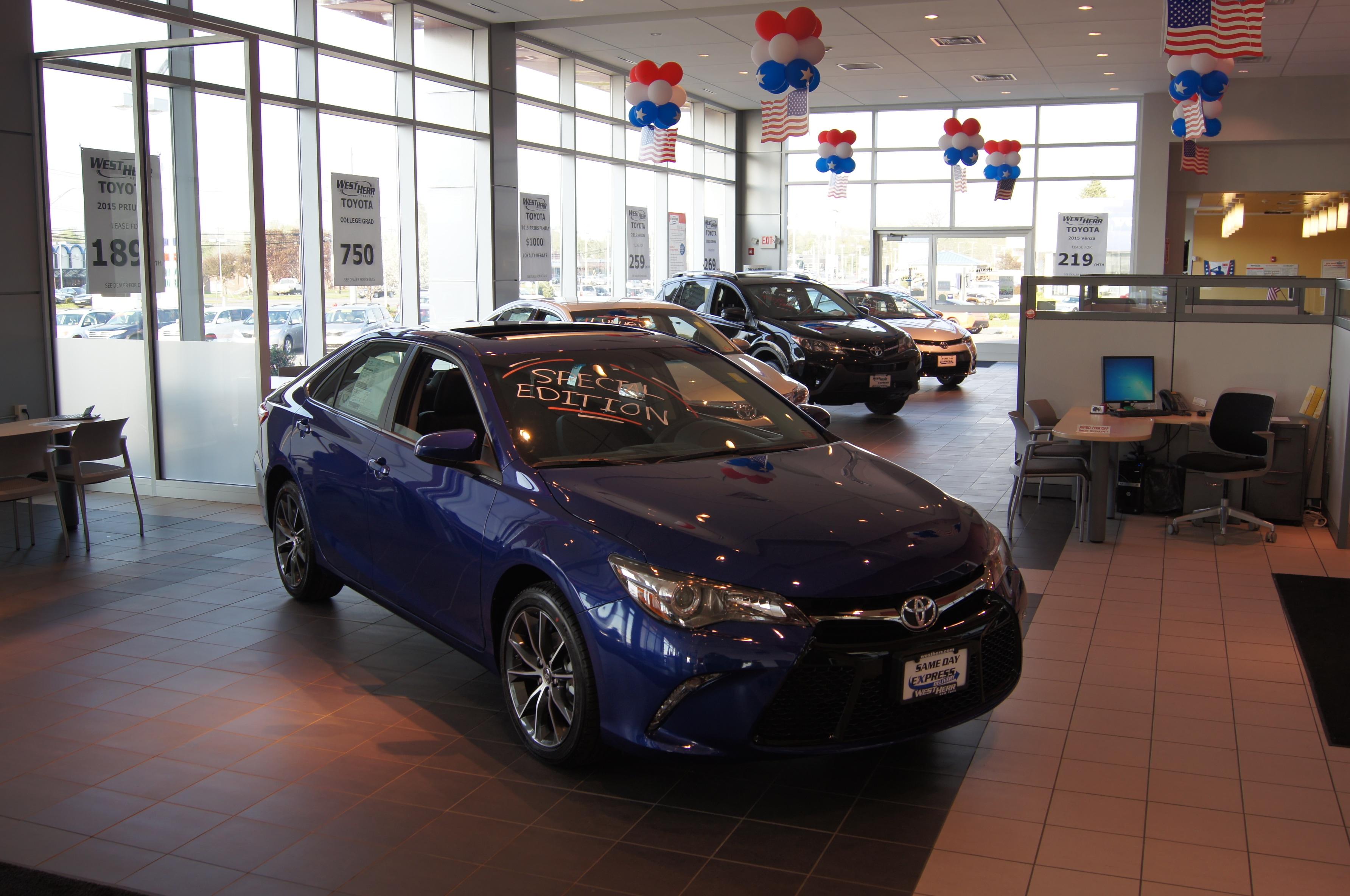 About West Herr Toyota Scion of Williamsville