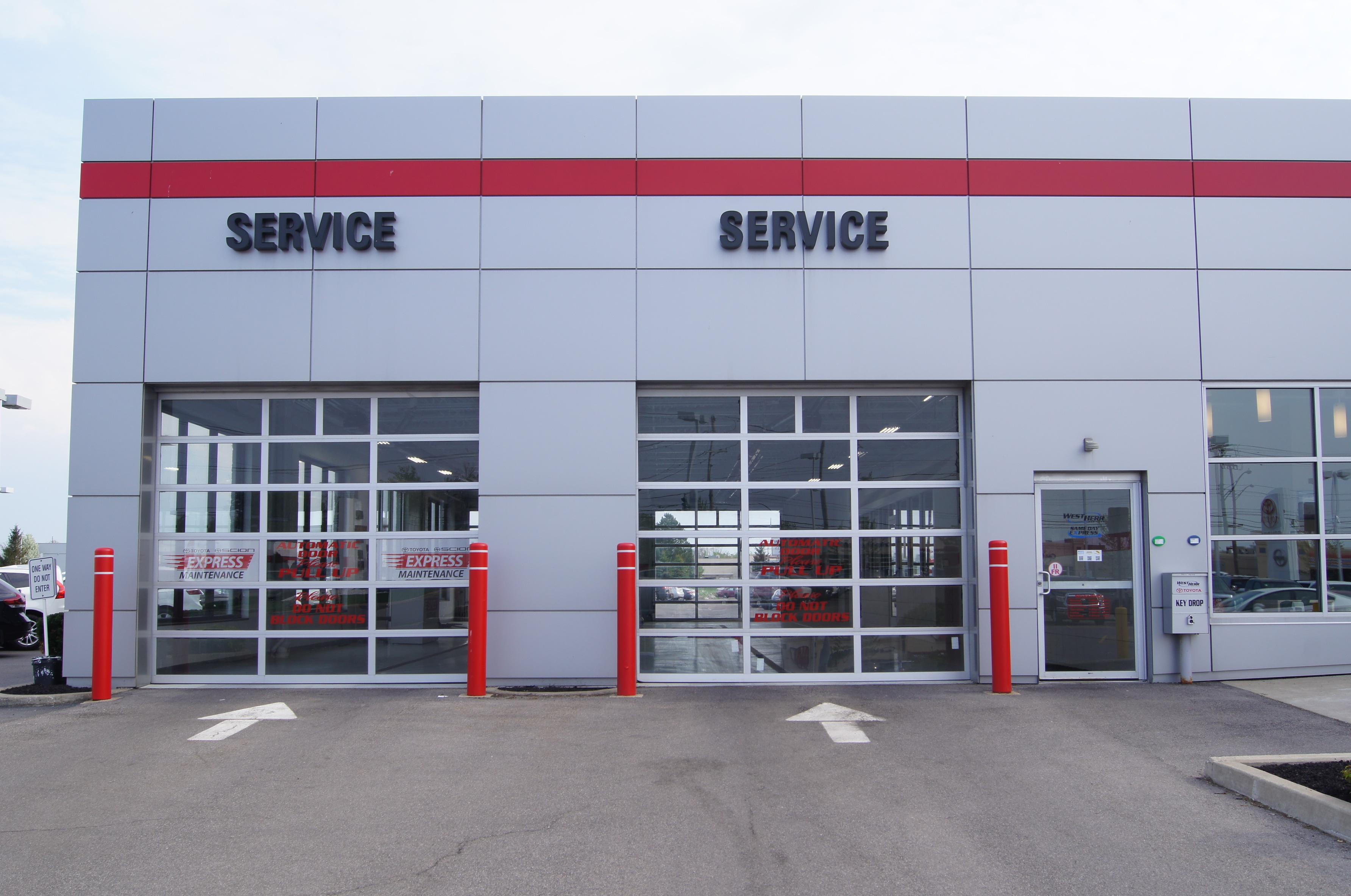 West Herr Toyota >> Toyota Scion Service Center Serving Amherst NY | Auto ...