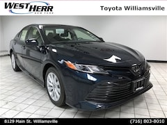 New 2018 Toyota Camry LE Sedan in Easton, MD