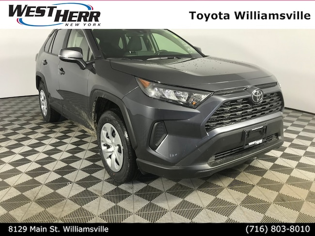 West Herr Toyota >> New 2019 Toyota Rav4 For Sale At West Herr Toyota Of Orchard Park