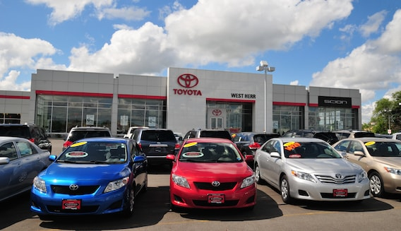 West Herr Toyota >> Buy Or Lease West Herr Toyota Of Williamsville