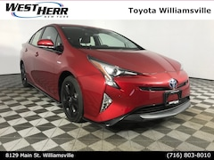 New 2018 Toyota Prius Four Touring Hatchback in Easton, MD