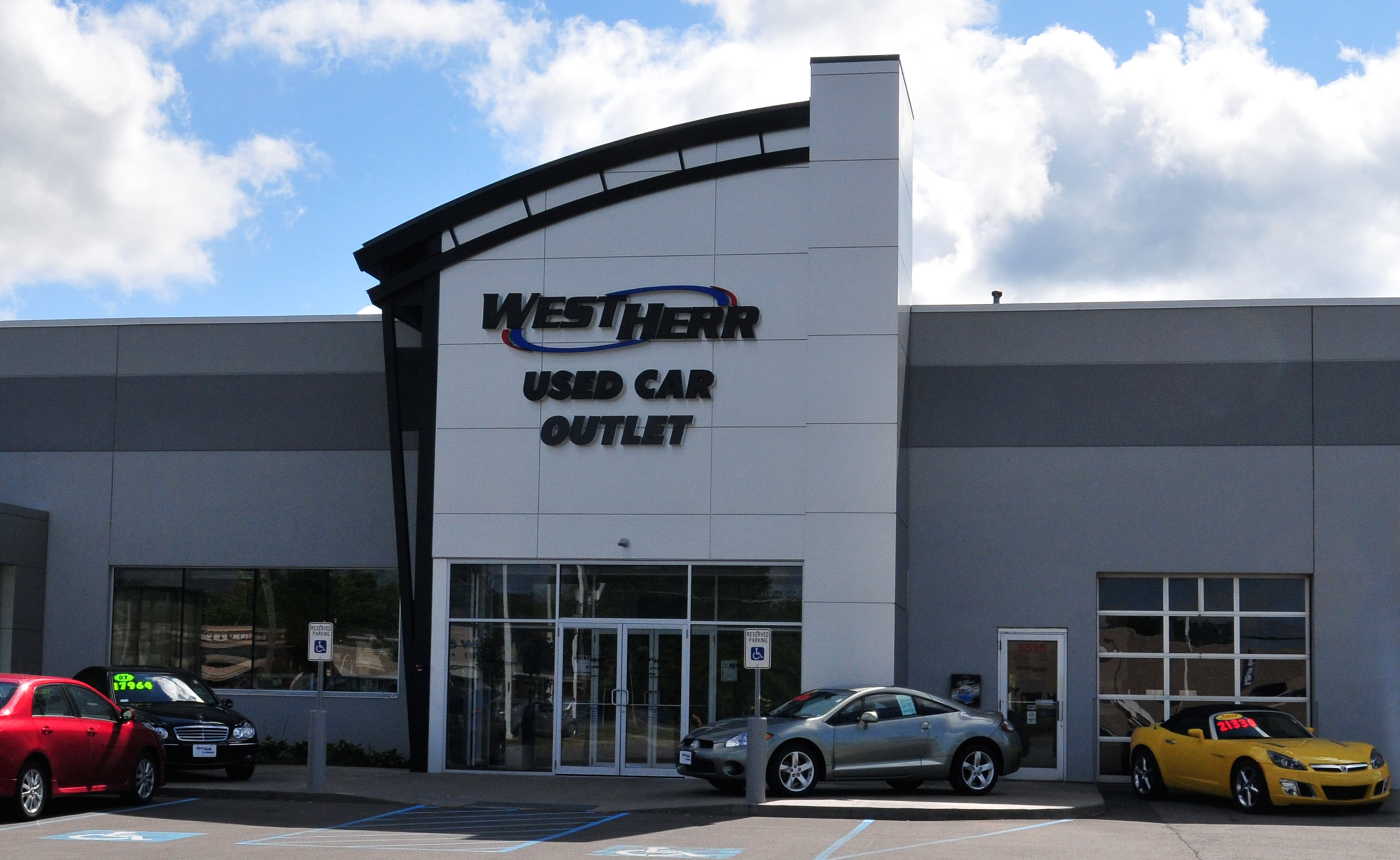 West Herr Used Cars >> West Herr Used Car Outlet New Collision Dealership In