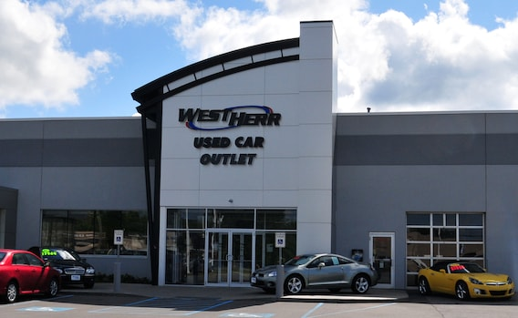 West Herr Used Cars >> About West Herr Used Car Outlet